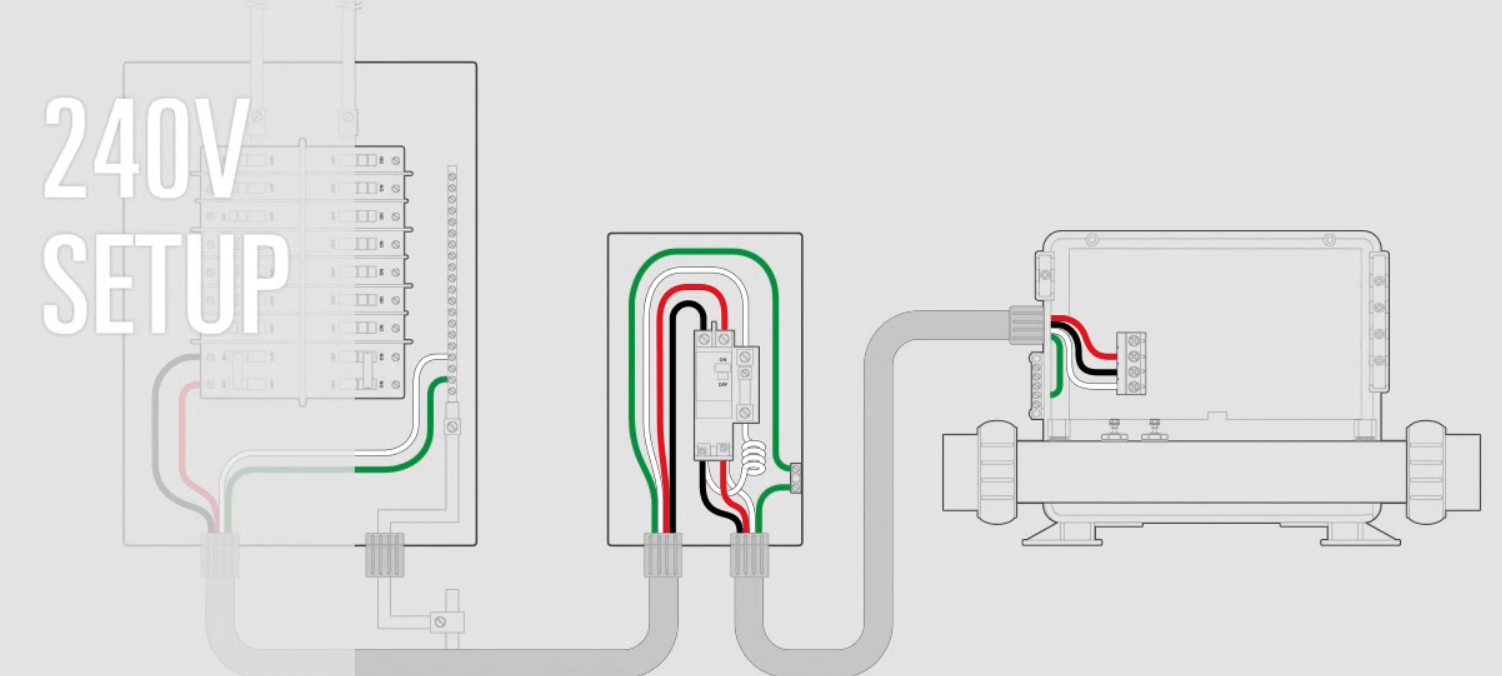 Hot Tub Installation & Delivery | Bullfrog Spas - Hot Tub Wiring Diagram
