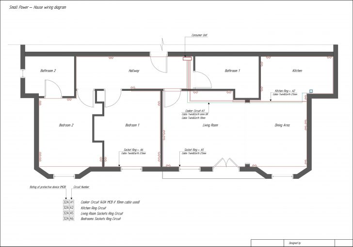 Residential Wiring Diagram