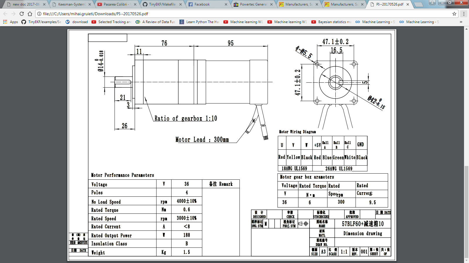 How Can I Wire A Dc Motor, If I Have The Motor Wiring Diagram ? - Motor Wiring Diagram