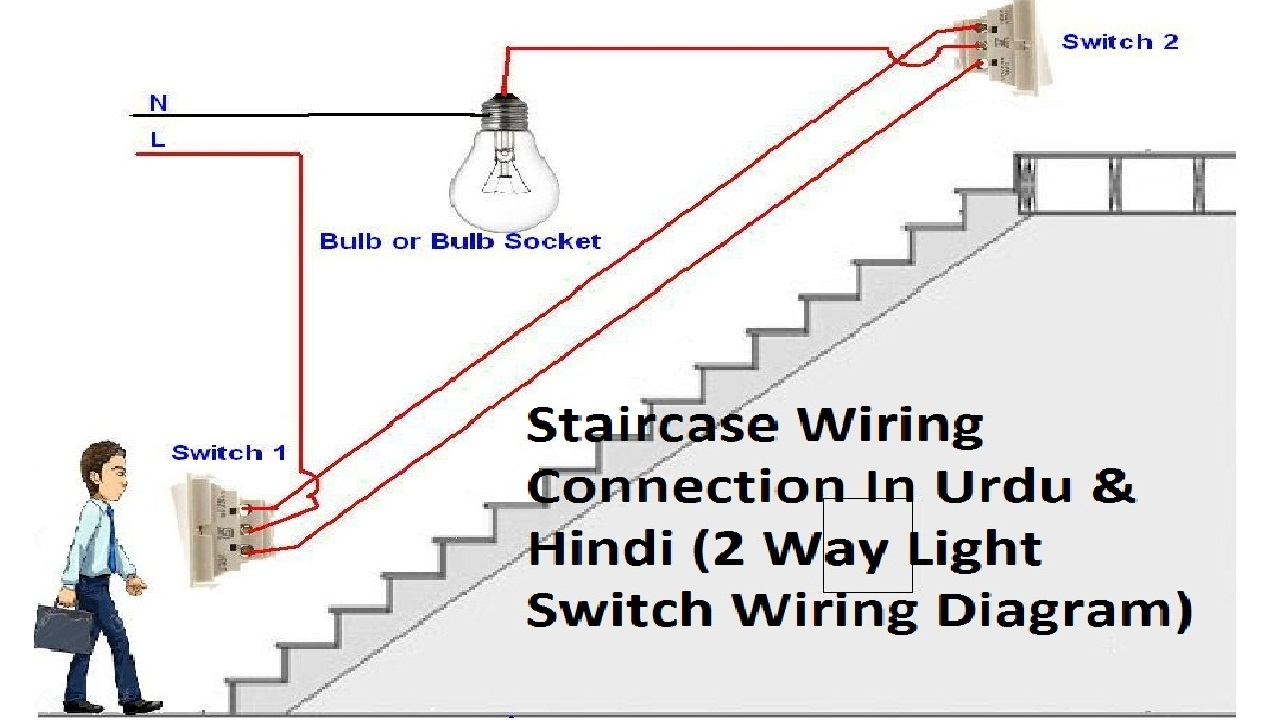 How To 2 Way Switch Wiring Diagram - Wiring Diagram Data Oreo - 2 Way Switch Wiring Diagram Pdf