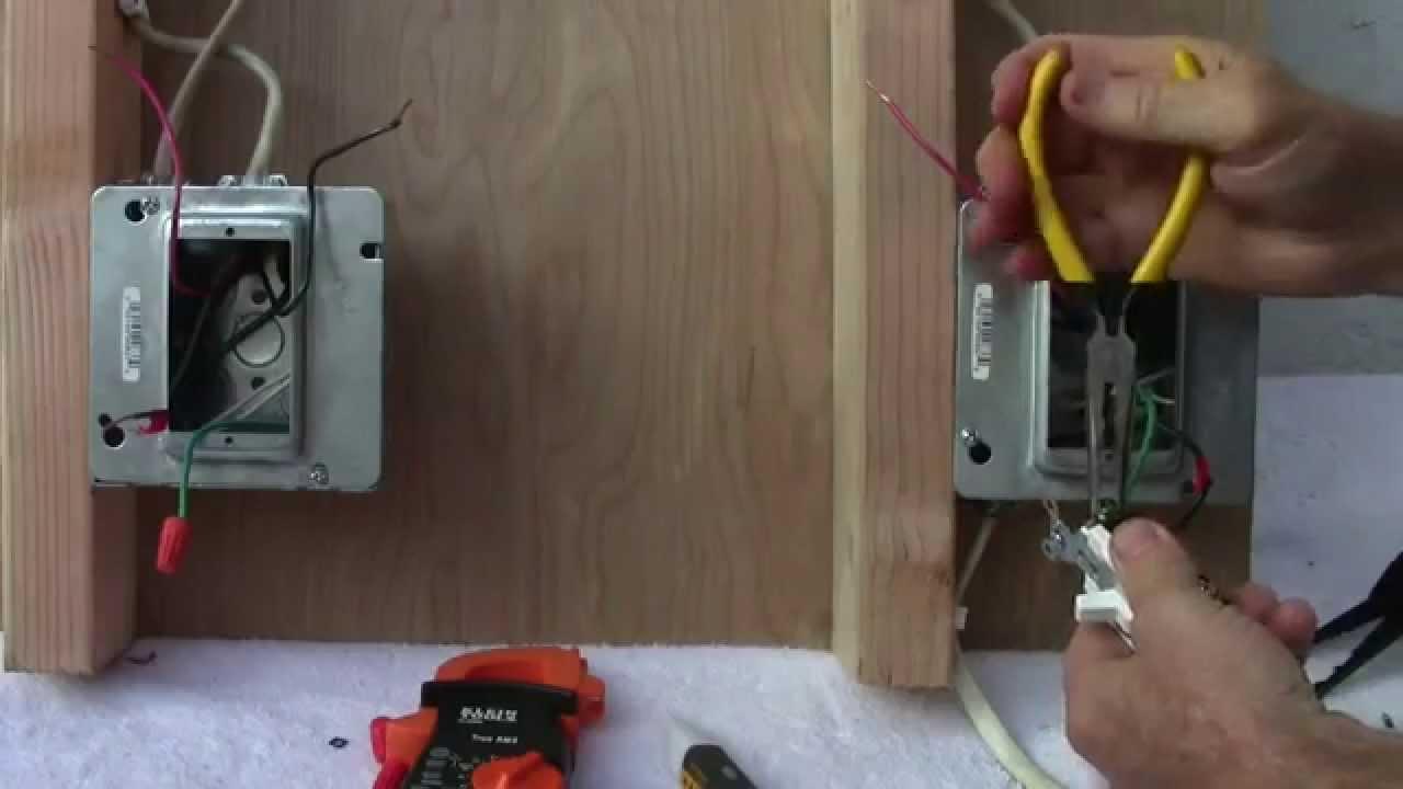How To Fix 3-Way Switch Problems - Youtube - 3 Way Switch Wiring Diagram