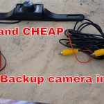 How To Install A Backup Camera On Dodge Ram   Youtube   Leekooluu Backup Camera Wiring Diagram