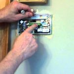 How To Install A Thermostat   White Rodgers Thermostat   Youtube   White Rogers Thermostat Wiring Diagram