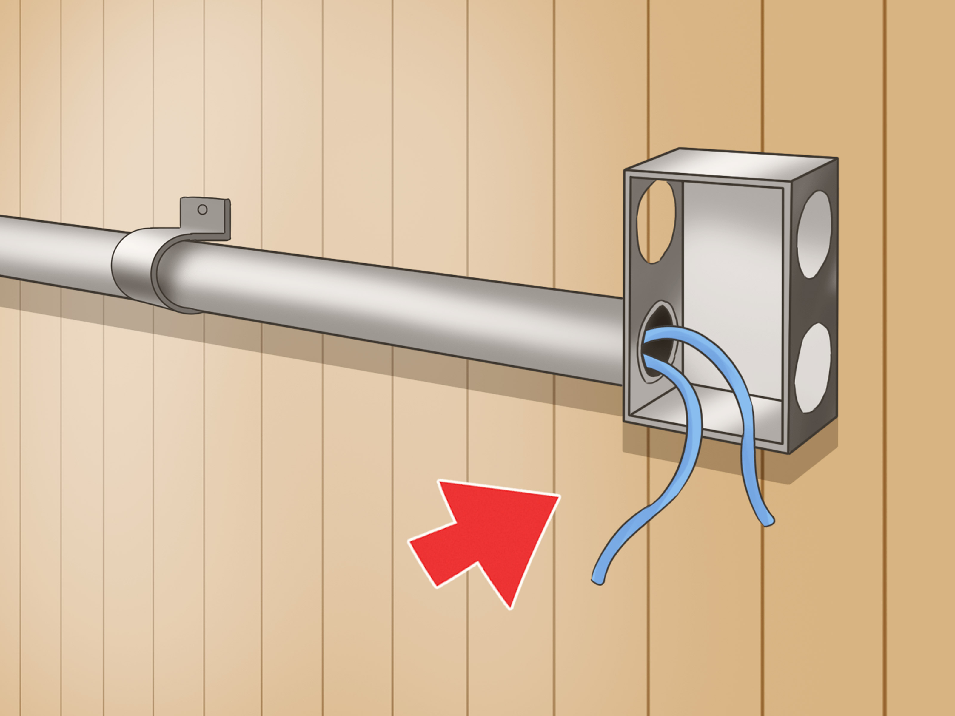 How To Install Electrical Conduits: 6 Steps (With Pictures) - Conduit Wiring Diagram