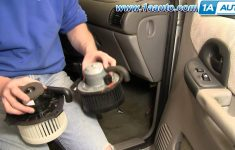 How To Install Replace Heat A/c Fan Or Blower Motor Chevy Venture – 2006 Chevy Silverado Blower Motor Resistor Wiring Diagram