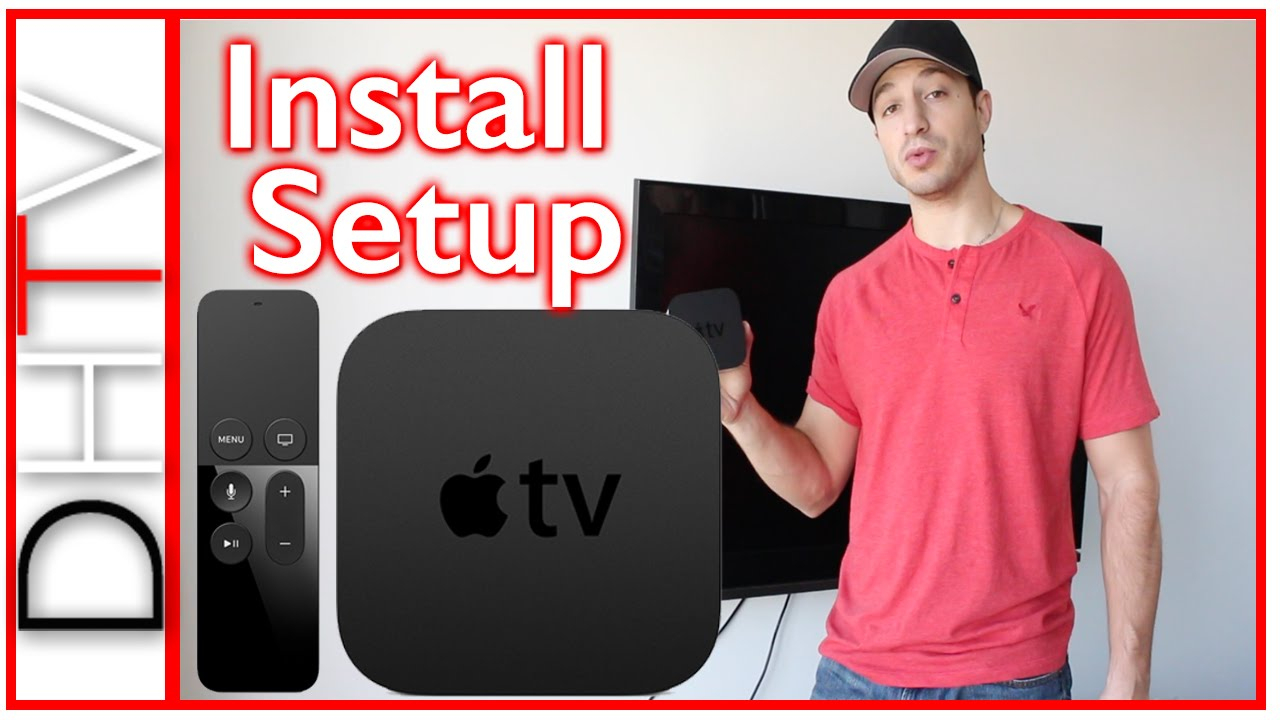How To Install & Setup New Apple Tv (4Th Generation) - Youtube - Verizon Fios Wiring Diagram