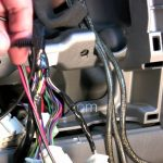 How To Install Steering Wheel Controls In Toyota Tacoma Double Acces   Steering Wheel Radio Controls Wiring Diagram
