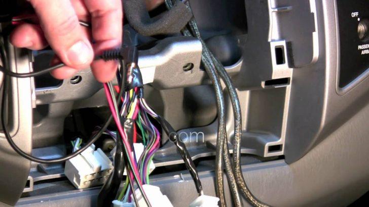 Steering Wheel Radio Controls Wiring Diagram