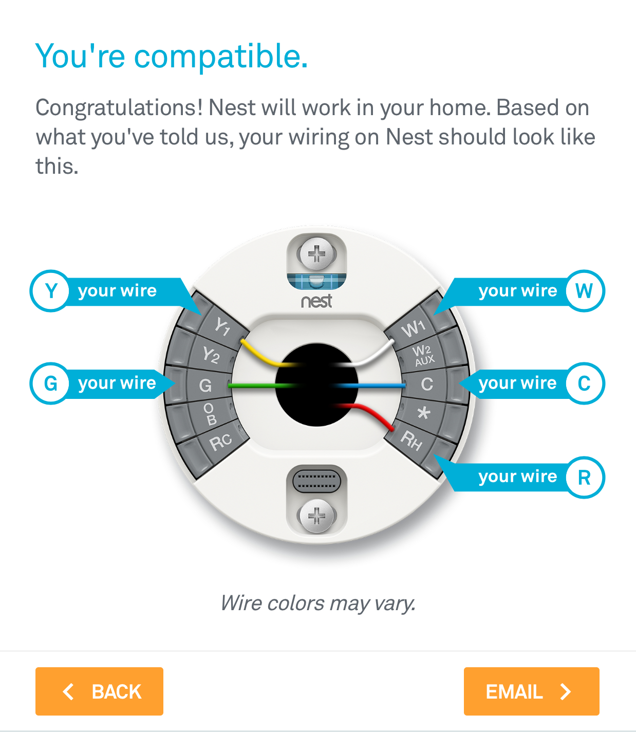 How To: Install The Nest Thermostat | The Craftsman Blog - Nest Thermostat Wiring Diagram