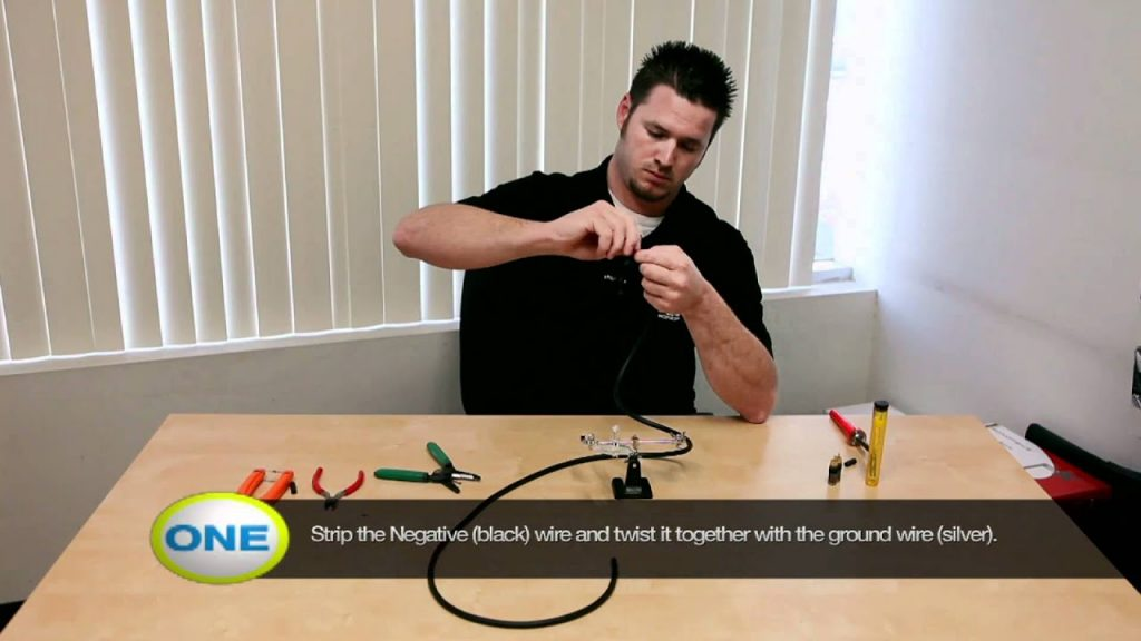 How To Make Your Own Rca Cable - Youtube