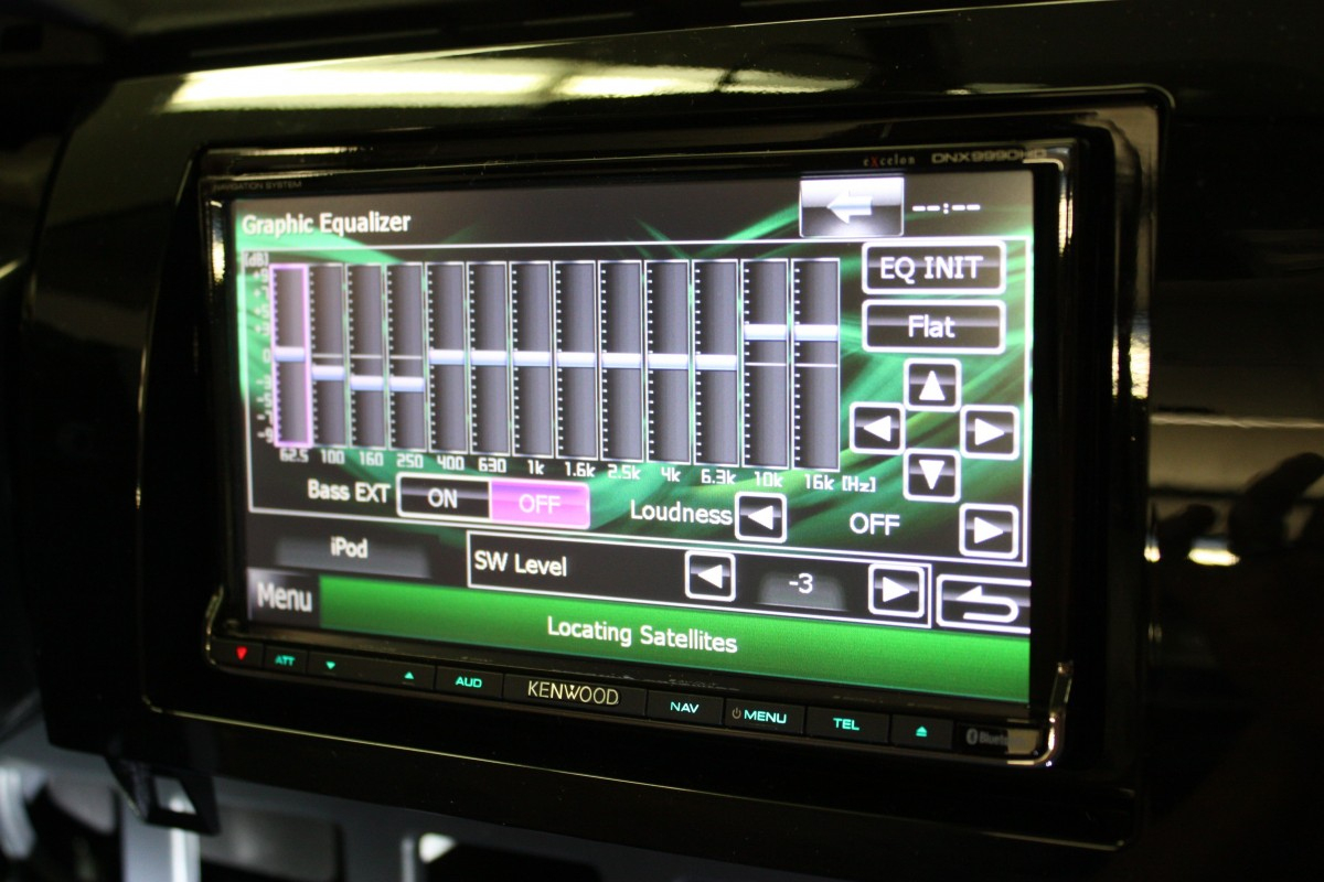 How To Properly Set An Equalizer In A Car Audio System - Car Stereo - Pioneer Head Unit Wiring Diagram