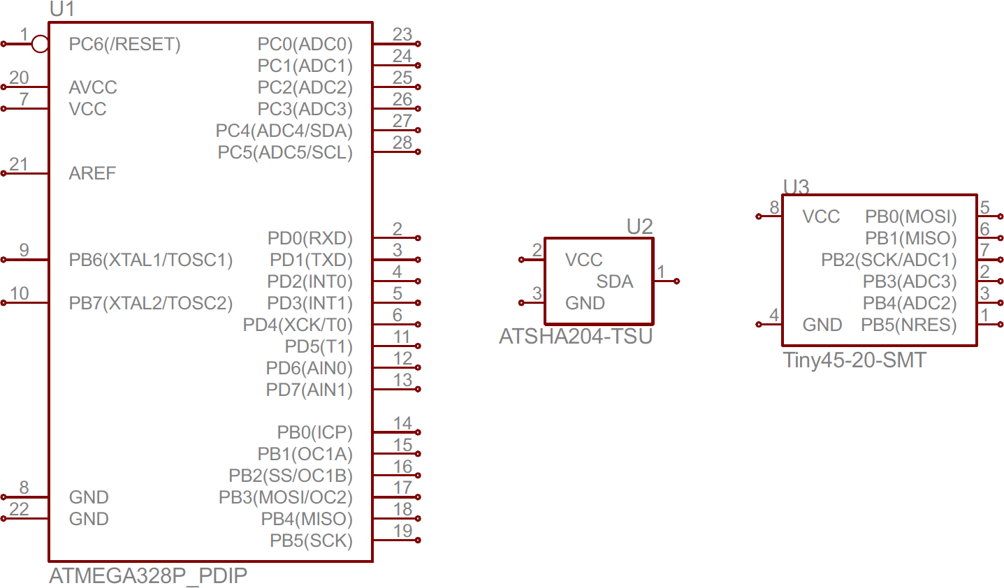 How To Read A Schematic - Learn.sparkfun - Schematic Wiring Diagram