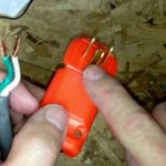 How To Replace A Male Plug On Your Extension Cord   Youtube   Extension Cord Wiring Diagram