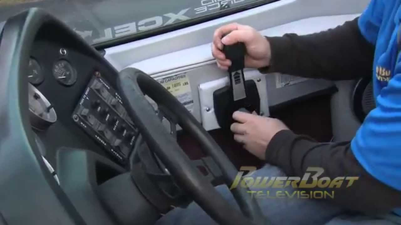 How To Replace A Shifter And Cables - Powerboat Tv - Youtube - Johnson Outboard Ignition Switch Wiring Diagram