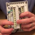 How To Terminate A Box Conn 201D 20 Pair Junction Box.   Youtube   Telephone Junction Box Wiring Diagram