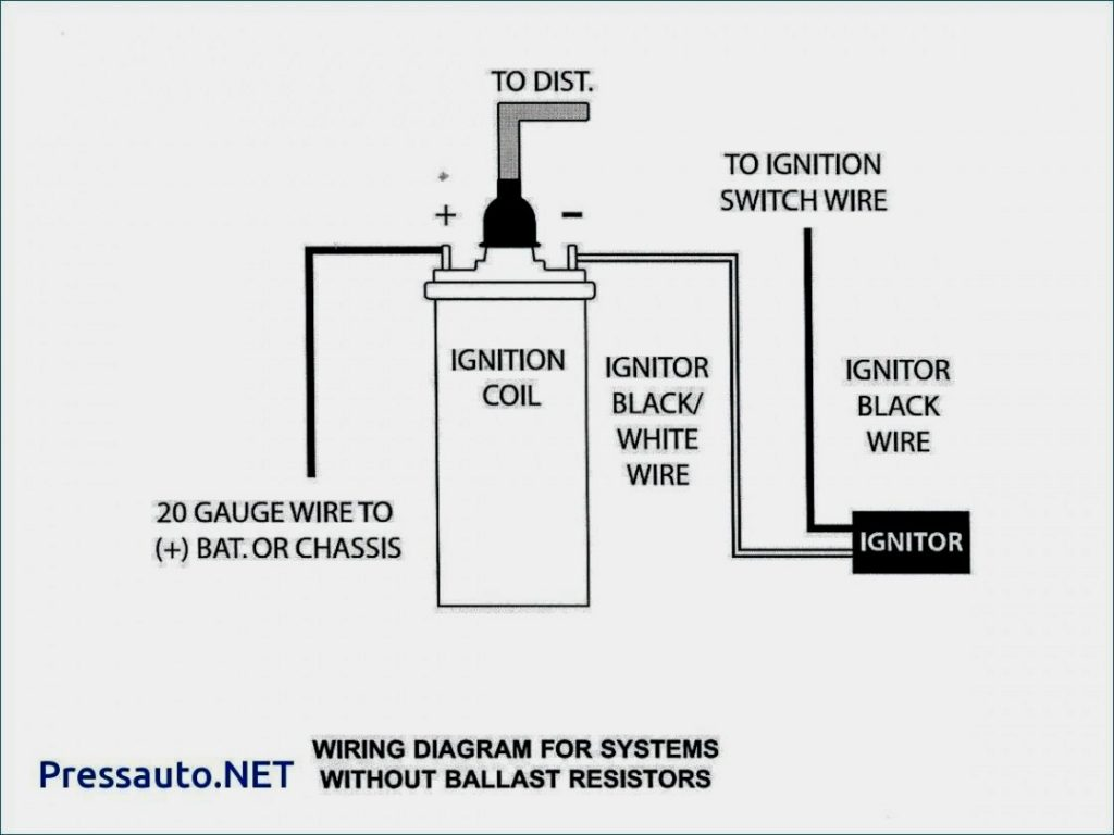 Diagram  Ignition Coil Ballast Resistor Wiring Diagram