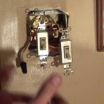 How To Wire A Double Switch   Light Switch Wiring   Conduit   Youtube   Dual Light Switch Wiring Diagram