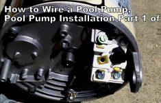 Pool Pump Wiring Diagram