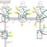 How To Wire A Three Way Light Switch With A Diagram | Ehow, The   Wiring Diagram For 3Way Switch