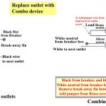 How To Wire Combination Switch Outlet   Switch Outlet Wiring Diagram