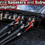 How To Wire Speakers And Subwoofers To Your Amplifier   2, 3, 4 And   6 Speakers 4 Channel Amp Wiring Diagram