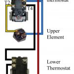 How To Wire Water Heater For 120 Volts   Water Heater Wiring Diagram