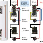 How To Wire Water Heater Thermostats   Water Heater Wiring Diagram
