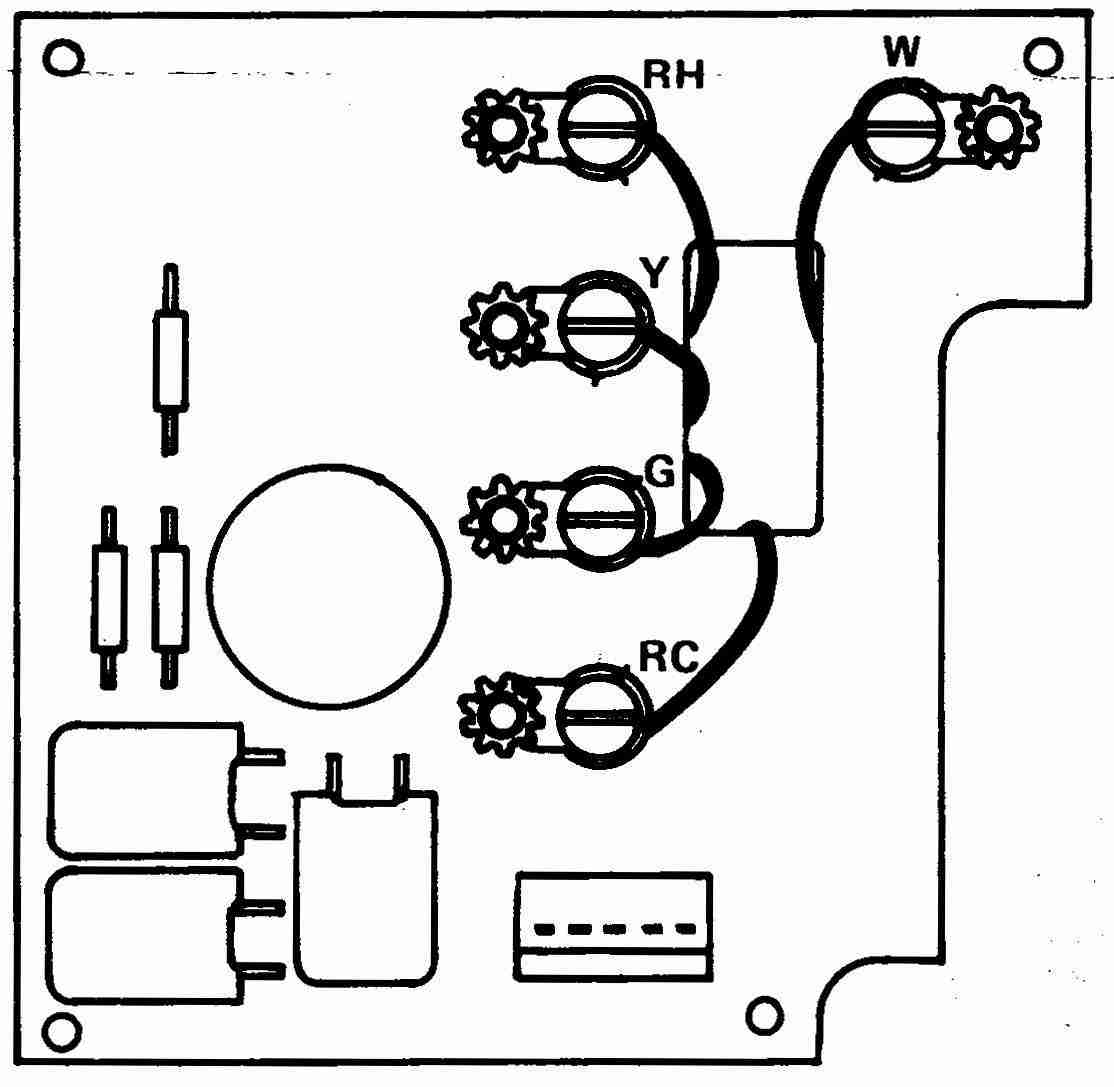 How Wire A White Rodgers Room Thermostat, White Rodgers Thermostat - White Rogers Thermostat Wiring Diagram