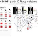 Hsh Guitar Wiring Diagrams   Wiring Diagram Blog   Hsh Wiring Diagram