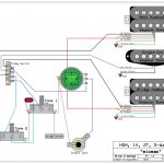 Hsh Wiring Diagram Guitar Perfect Wiring Diagram For 5 Way Guitar   Hsh Wiring Diagram