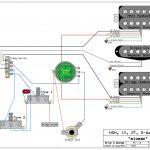 Hsh Wiring Diagram Guitar Perfect Wiring Diagram For 5 Way Guitar   Hsh Wiring Diagram