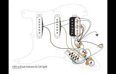 Hss Guitar W/dual Volumes, Master Tone And Coil Split – Youtube – Hss Wiring Diagram Coil Split