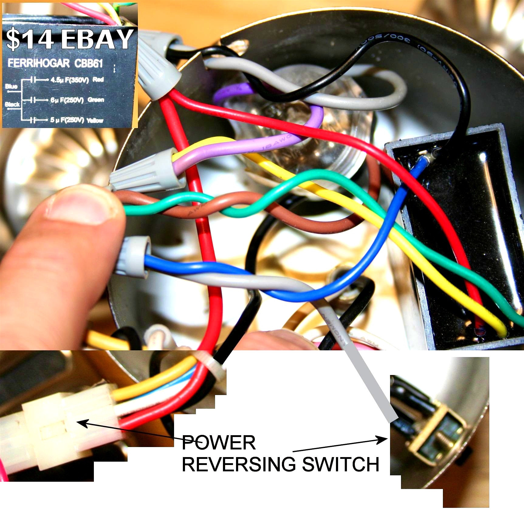 Hunter 4 Wire Ceiling Fan Switch Beautiful Hunter Ceiling Fan Wiring - 4 Wire Ceiling Fan Switch Wiring Diagram