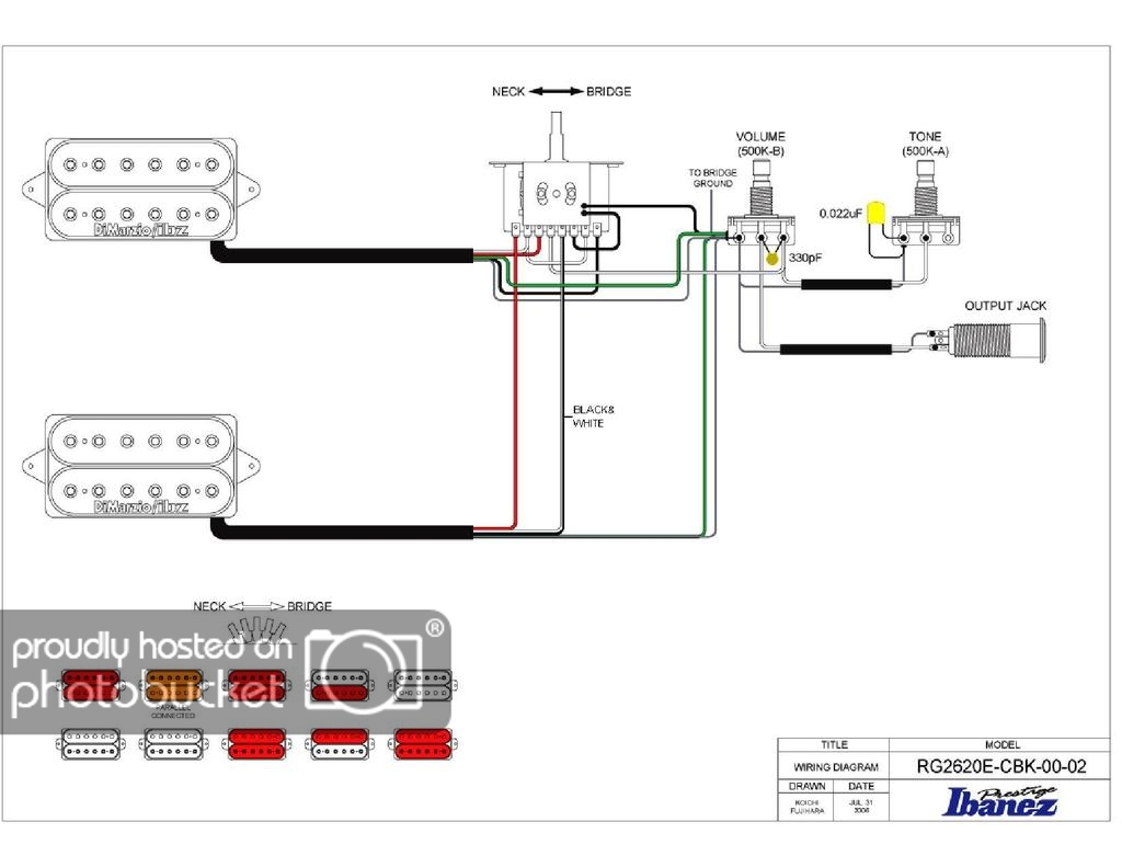 Ibanez Wiring Diagram - Data Wiring Diagram Schematic - Ibanez Wiring Diagram