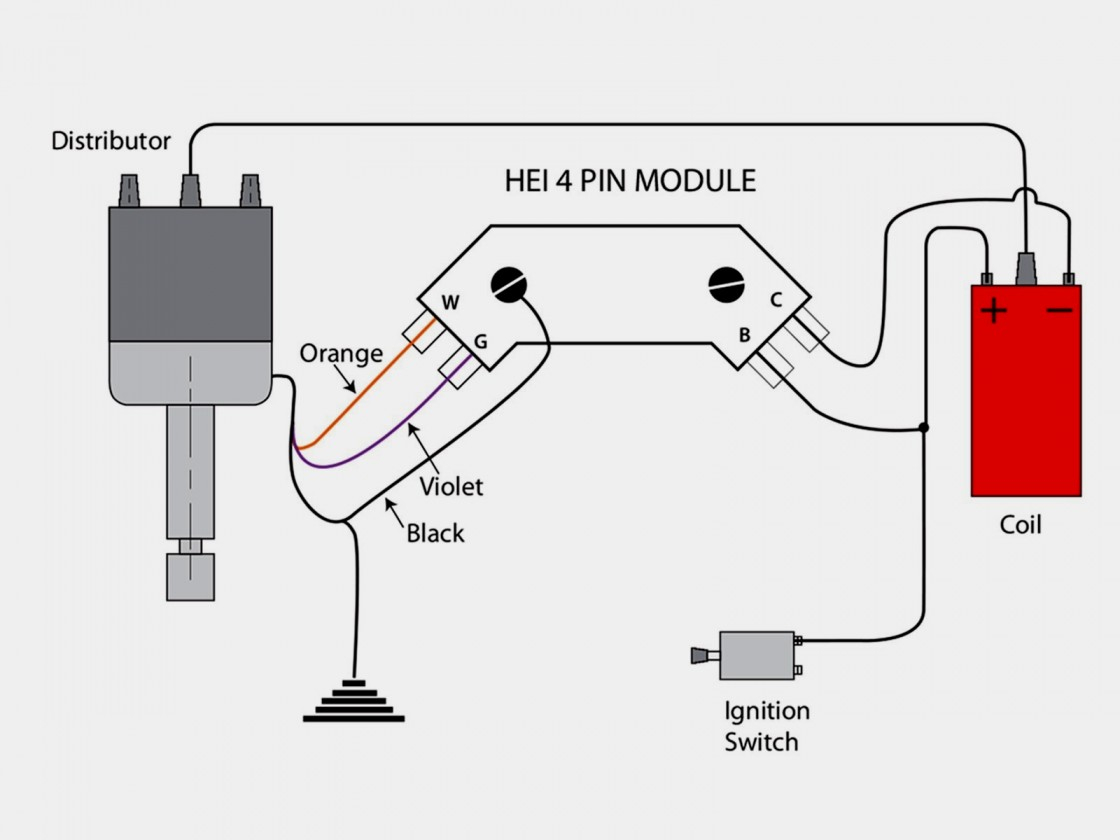 Ignition Coil Ballast Resistor Wiring Diagram Another Blog About - How To Read A Ballast Wiring Diagram