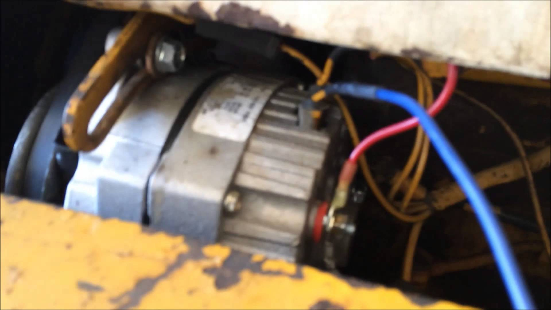 Ih Tractor Wiring Diagram Single Wire Altenator | Wiring Diagram - Massey Ferguson Wiring Diagram