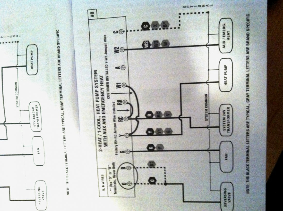 Images Of Lux Thermostat Wiring Diagram Wire Diagram Images - Simple - Lux Thermostat Wiring Diagram