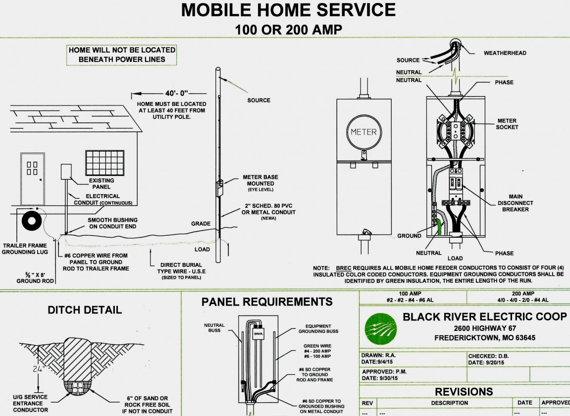 Images Of Mobile Home Electrical Wiring Diagrams Lorestan Info - Manufactured Home Wiring Diagram