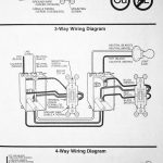 Installation Of Single Pole, 3 Way, & 4 Way Switches   Wiring   4 Way Wiring Diagram