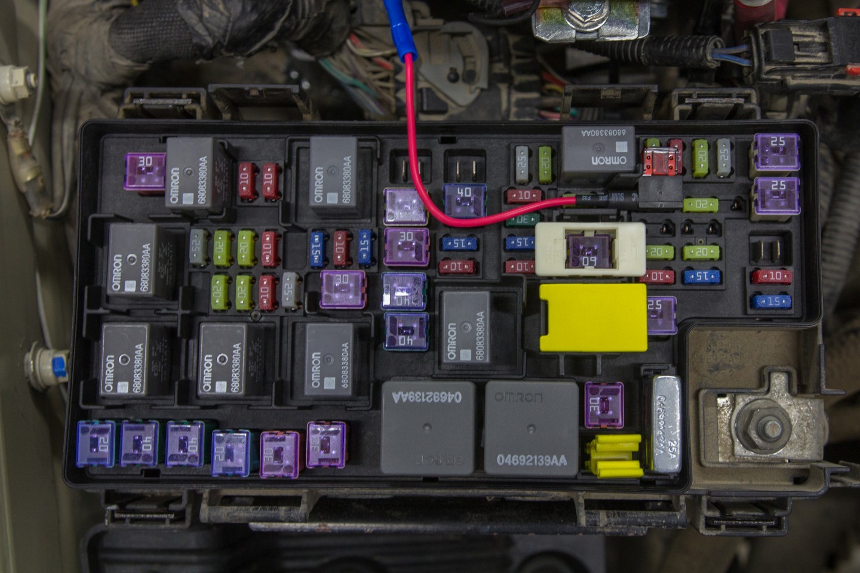 Jeep Fuse Wiring | Wiring Diagram - Jeep Wrangler Wiring Diagram Free