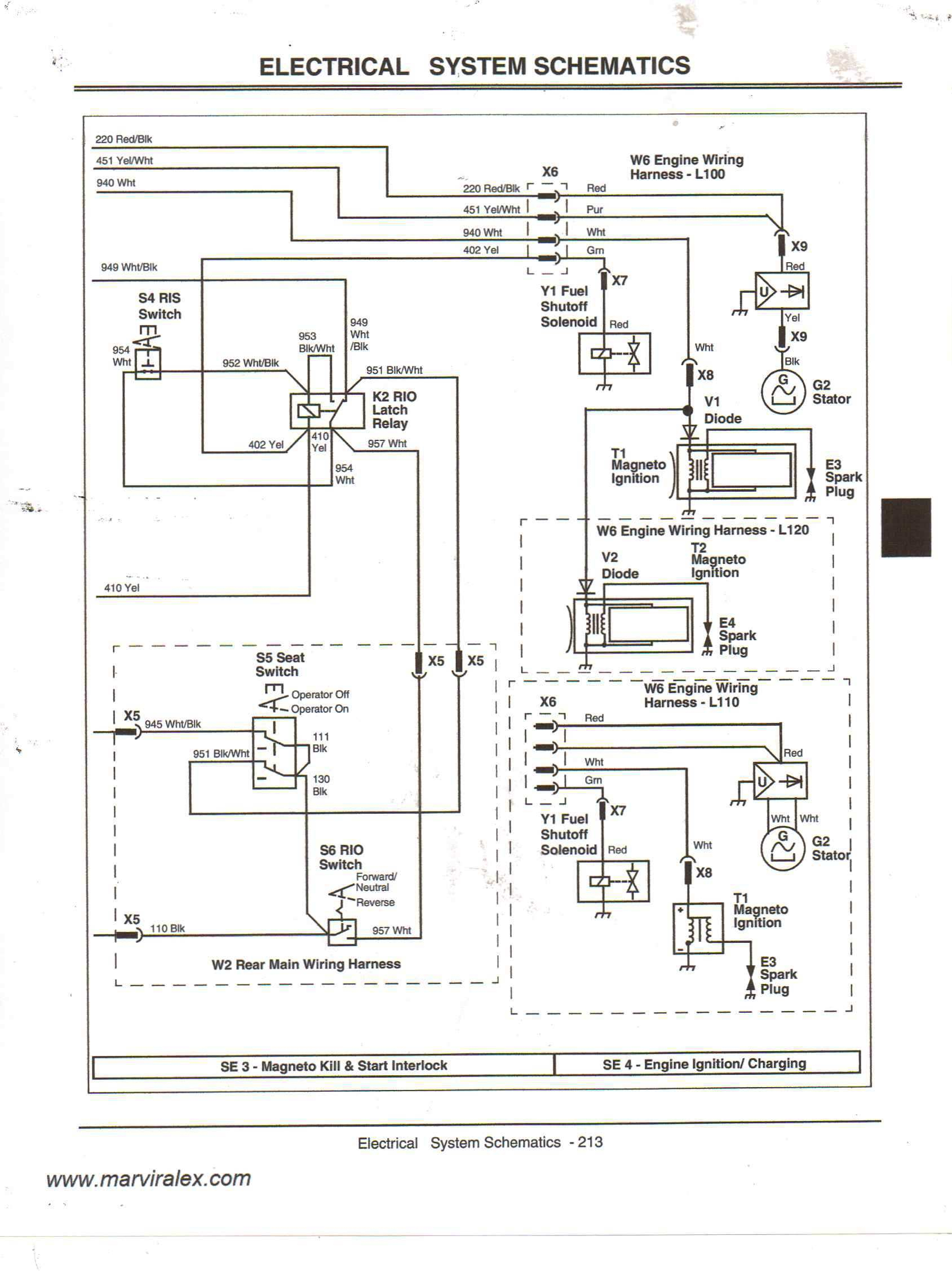 John Deere 6310 Wiring Diagram   Manual E-Books - John Deere Wiring Diagram