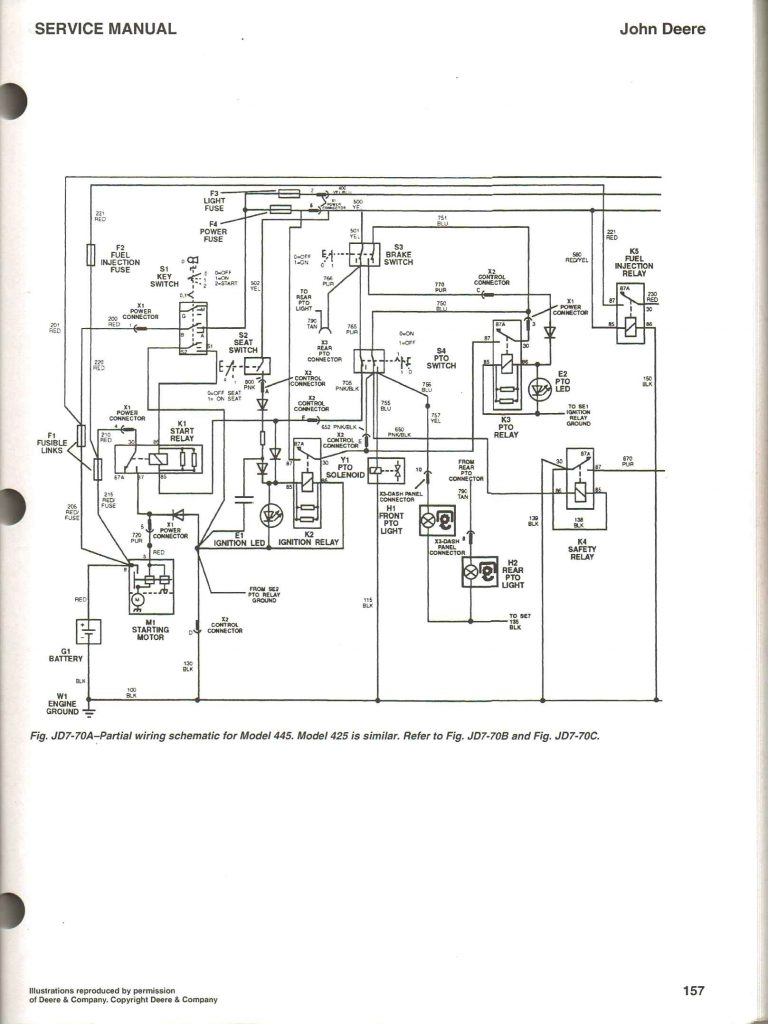 John Deere L120 Pto Wiring Diagram from annawiringdiagram.com