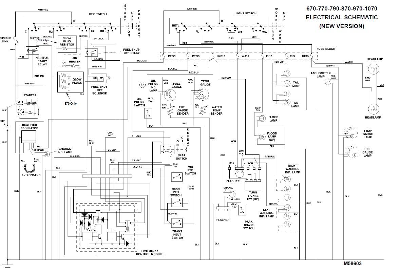 John Deere Lt133 Wiring Diagram - Lorestan - John Deere Lt133 Wiring Diagram