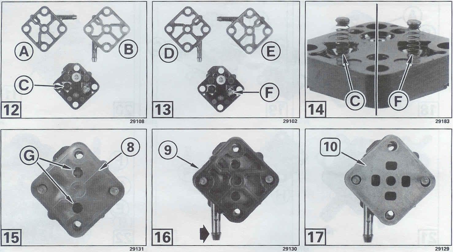 Johnson 9.9 Fuel Pump Diagram - Go Wiring Diagram - Wiring Diagram For Mercury Outboard Motor