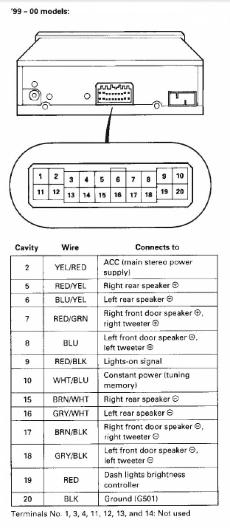 Jvc Stereo Wiring | Releaseganji - Jvc Wiring Harness Diagram