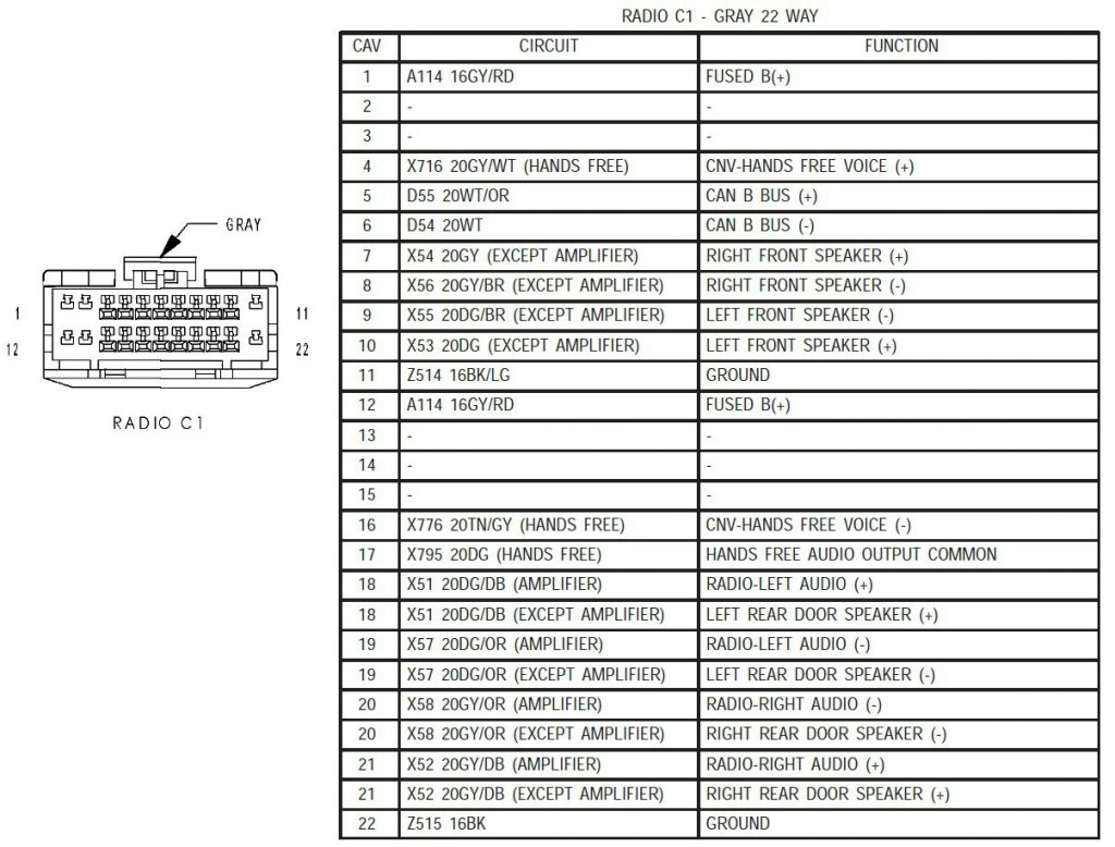 Kenwood Kdc 138 Wire Harness