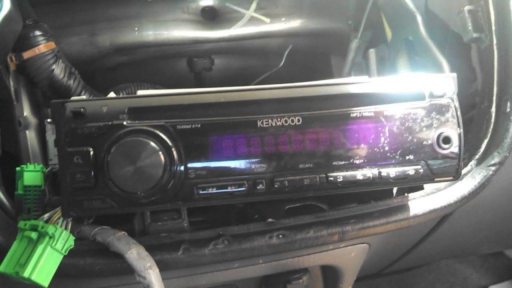 Kenwood Radio Re Wiring Help      - Youtube