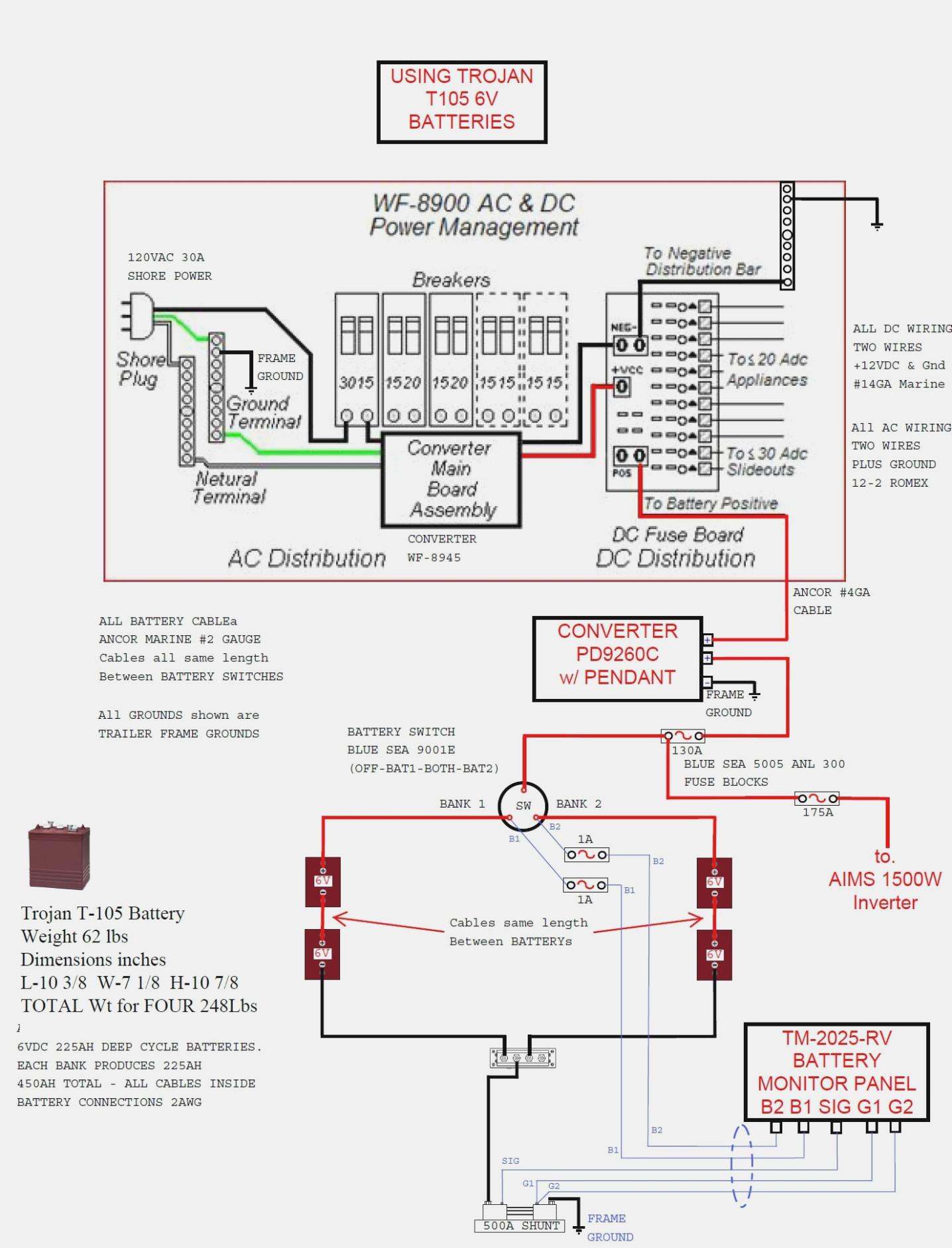 Keystone Rv Wiring Schematic   Manual E-Books - Keystone Rv Wiring Diagram