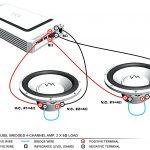 Kicker Subwoofer Wiring Diagram | Wiring Diagram   Kicker Amp Wiring Diagram