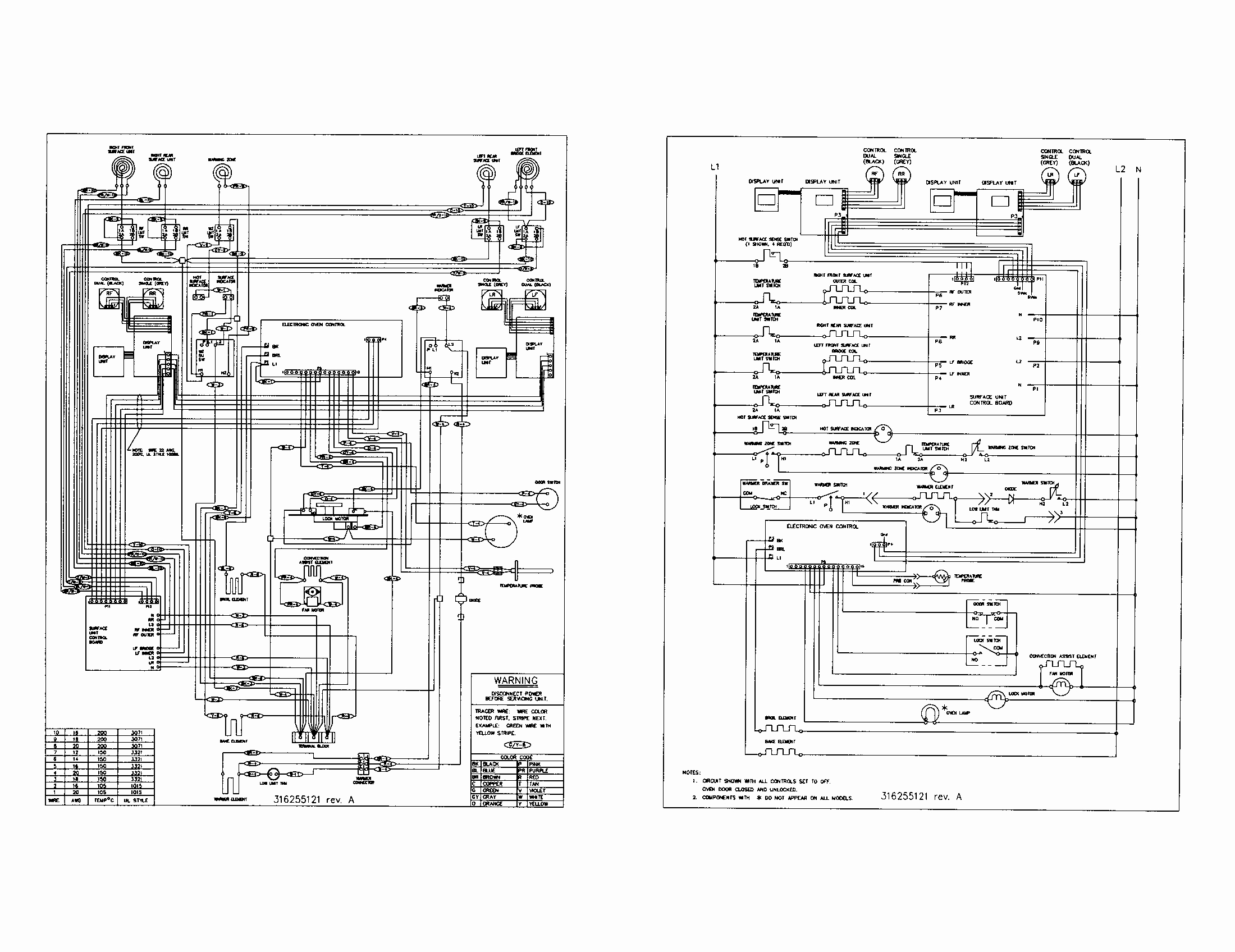 Kitchenaid Dishwasher Wiring Schematic | Manual E-Books - Dishwasher Wiring Diagram